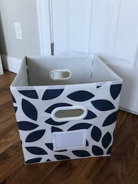 Brand New Foldable Storage Bins