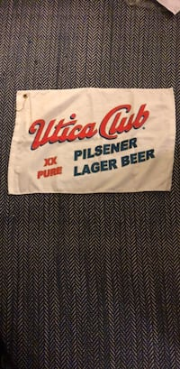 Utica Club Novelty Golf Towel New York, 10011