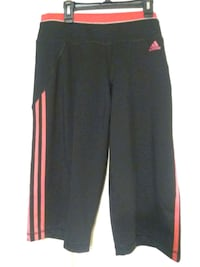 black and pink Adidas track pants Spring, 77373