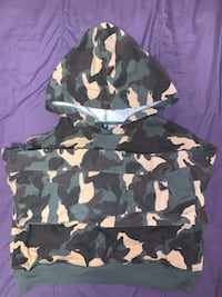 H and M Camouflage Jacket