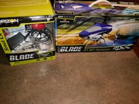 Rc helicopters with spare parts Calgary, T3M