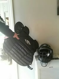 Catchers gear 14U excellent condition