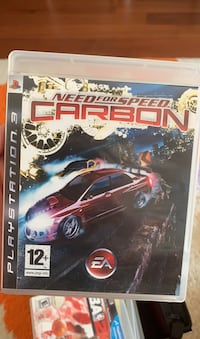 Need For Speed Carbon Playstation 3 Oyun