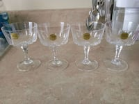 Cristal of arques of france set Fayetteville