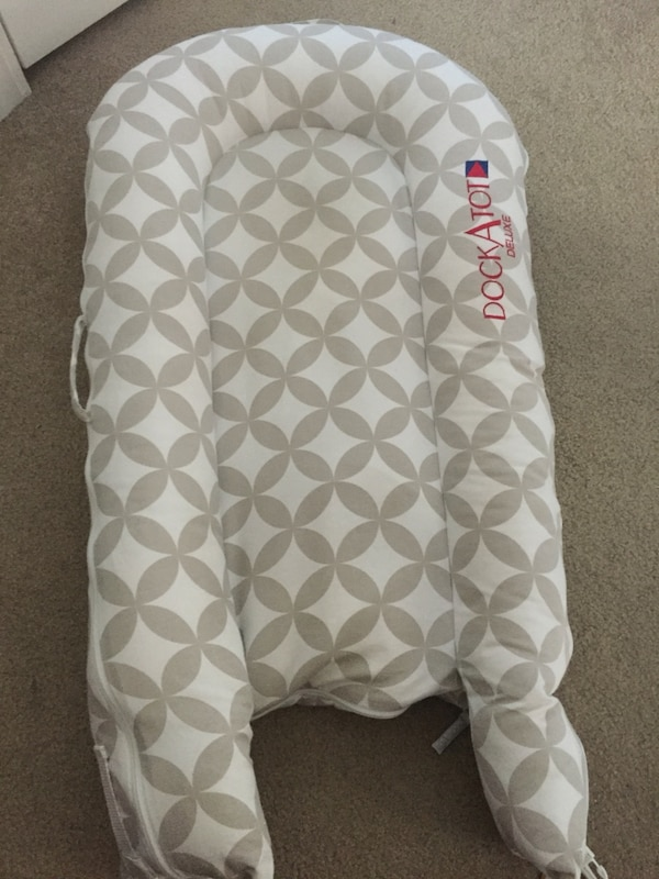 0e0f725146c Used Gray and White baby doc a tot for sale in St. Louis - letgo