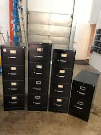 Filing Cabinets Sterling, 20164