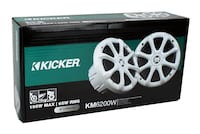 Speakers Kicker km6200w Норт-Ванкувер, V7K 1M7