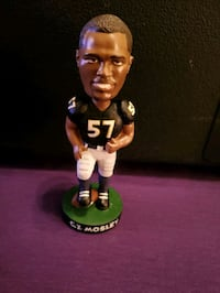 CJ Mosley bobblehead  Baltimore, 21206