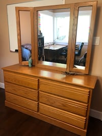 Bedroom Furniture Set (Dressers and headboard) Victoria, V8N 5E7