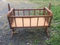 Baby Doll Cradle wood Canton, 44708