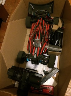 Modified Tanto Brushless R/c Buggy for sale  Russellville, SC