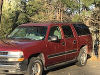 Chevrolet - Suburban - 2001-Must Go-- Norwalk
