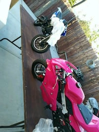 pink and black motor scooter La Puente, 91744