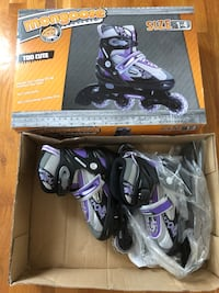 Mongoose adjustable rollerblades size:1-4 and 5-6 Spring Lake, 07762
