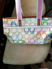 X-Large coach purse.