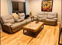 Like new! Best offers considered. Flexsteel sofa and loveseat set $2500 OBO for set Gaithersburg, 20877