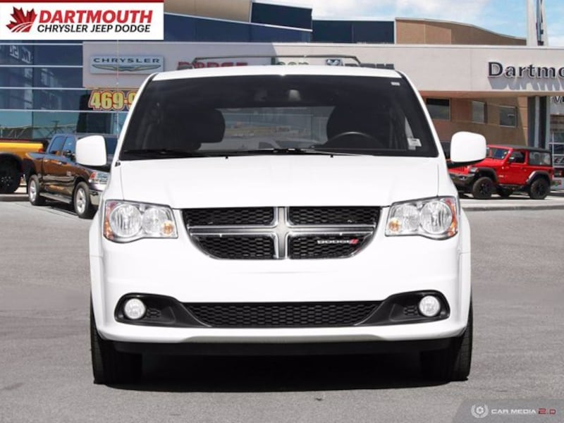 2018 Dodge Grand Caravan SXT Premium Plus 06f00884-b8cd-4bc3-9bde-f2393c4340da