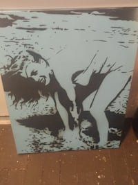 Pop art Marilyn Monroe Saint Catharines