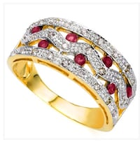 Ruby and diamond ring Spring Hill, 34610
