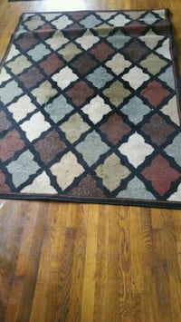 brown and black area rug Washington, 20019
