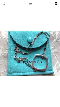 Tiffany & co Authentic necklace Miami, 33155