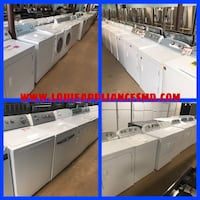 15% off washer and dryer set+Free delivery  Reisterstown, 21136