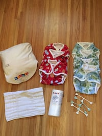 Bummis Cloth Diapers Burnaby, V3N 2L9