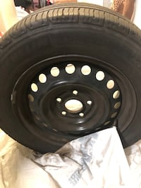 tire rims and wheel cover