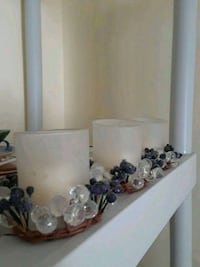 glass candle holders Fairfax, 22030