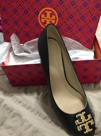 Tory Burch Shoes Janey 50mm Pump Show Size 9.5 Brand New Never Worn $100