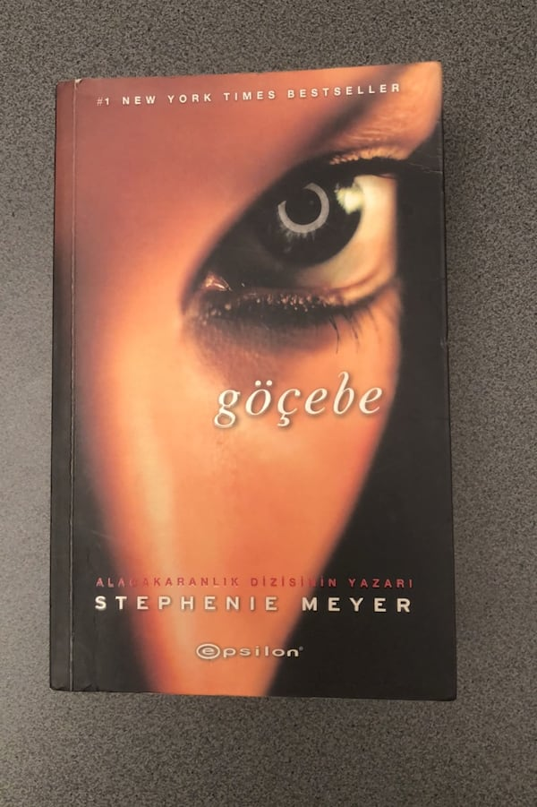 Göçebe - Stephanie Meyer  0