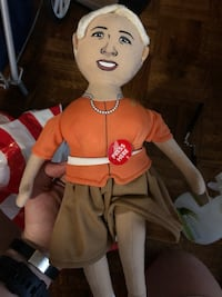 BRAND NEW talking Pam doll from archer  Toronto, M6C