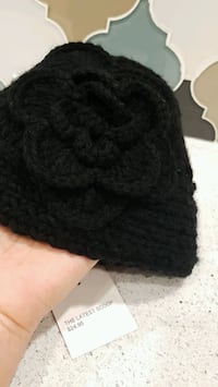 Wool knitted Head warmer from The Scoop (New) Vancouver, V6H 3W9