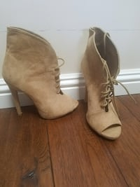 booties size 6 Patterson, 95363