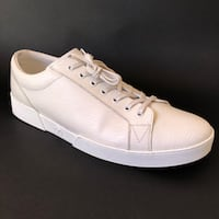 sneaker low-top bianco spaiato 6813 km