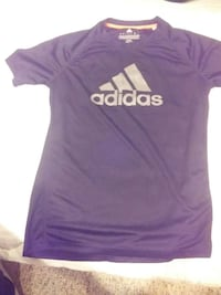 purple adidas crew neck t shirt Edinburg, 22824