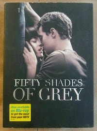 Fifty Shades Of Grey DVD ( Movies Theater Videos  Rancho Cucamonga, 91739