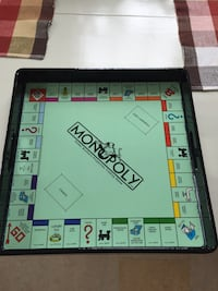 Brand new monopoly tray Falcon Heights, 55108