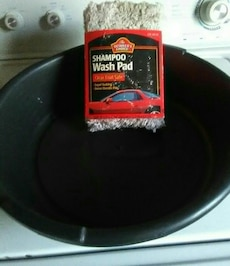 Oil pan and wash pad$5 for both