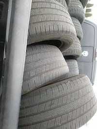 235/55/17 used tires  Evansville, 47715