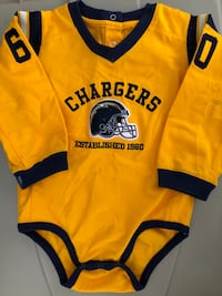 NFL Chargers 2pc set Perris, 92570