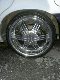 22 Inch Rims & Tires New Orleans
