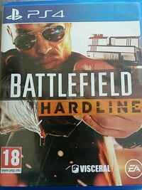 Jeu Battlfield Hardline Ps4  6184 km