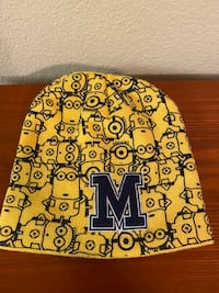 Minions Beanie . Pick any 2 beanies for $20