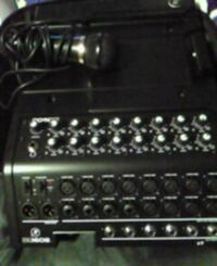 Dl 1608music maker ,mixer, all ran by your iphone, Las Vegas, 89107