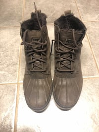 Mens UGGS Casual Brown Boots Size 11