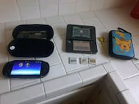 Ps vita and 3ds xl Gilroy, 95020