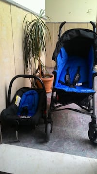 Casual travel system 3 in 1