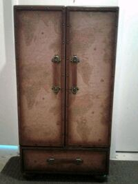 brown wooden 2-door cabinet Frederick, 21703