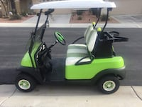 Golf cart 2016 club car great condition. Henderson, 89052